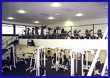 Mezzanine - Sports Centre  - After