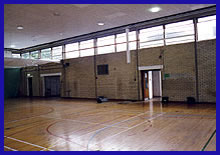 Mezzanine - Sports Centre  - Before